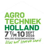 We are exhibiting at AgroTechniek Holland September 7-10, 2016